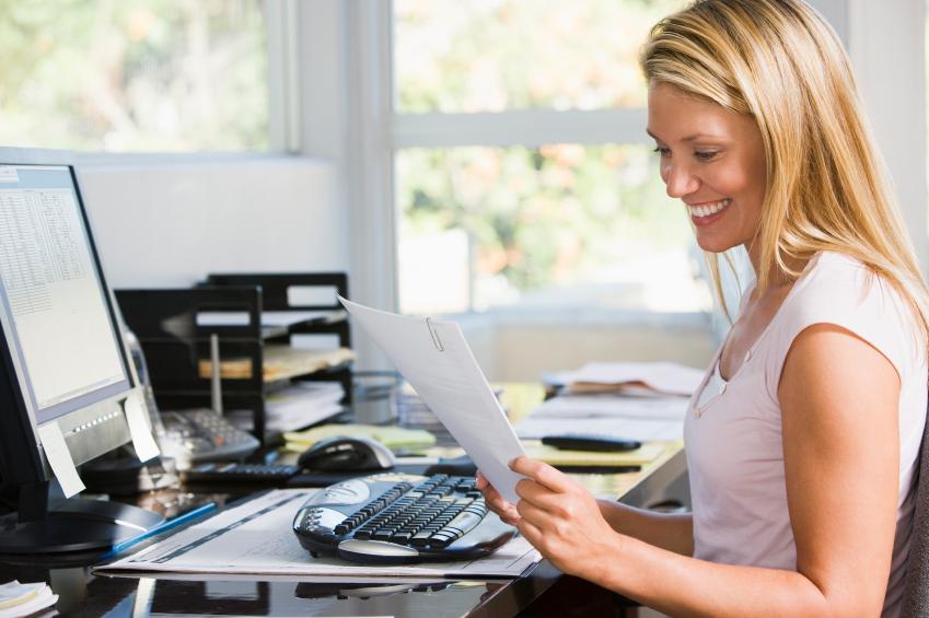 Ausbildung Kaufmann Frau Versicherung Und Finanzen Azubister