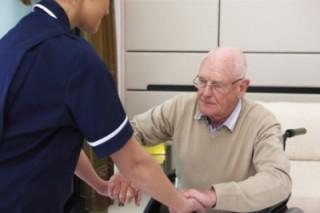 Ausbildung in der Pflegebranche