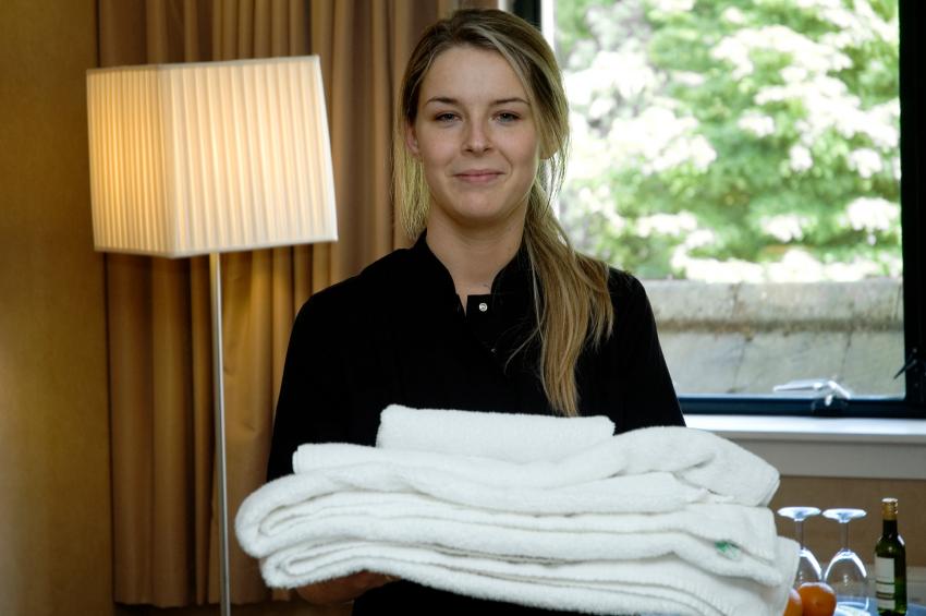 Frauen im hotel kennenlernen