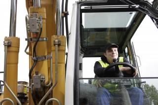 Baugeräteführer: Baggerfahren für Profis