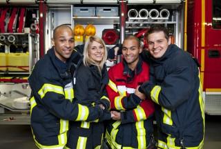 Ausbildung bei der Feuerwehr (Quelle: VdF NRW)