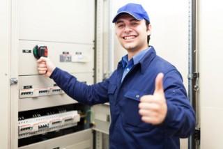 Elektroanalgenmonteur