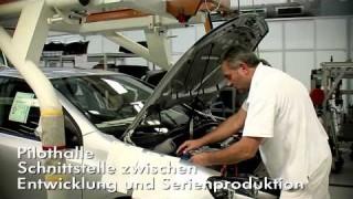 Saryna Pilz berichtet über die Ausbildung zur KFZ-Mechatronikerin, die Möglichkeiten nach der Berufsausbildung bei Volkswagen und ihre Hobbys.