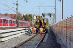 Gleisbauer bei der Deutschen Bahn ist ein Beruf mit guten Karrierechancen (Bildquelle: Deutsche Bahn)