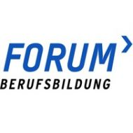 Logo Ausbildungsbetrieb &quot;FORUM Berufsbildung e.V.&quot;