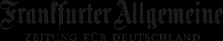 Bildergebnis für fotos vom logo der frankfurter allgemeinen zeitung