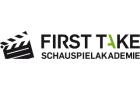 Logo Ausbildungsbetrieb First Take Schauspielakademie