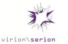Virion\Serion GmbH Logo